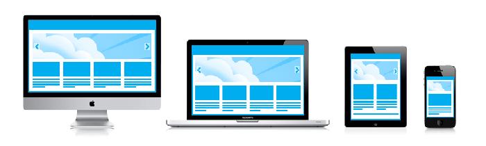 site wordpress responsivo
