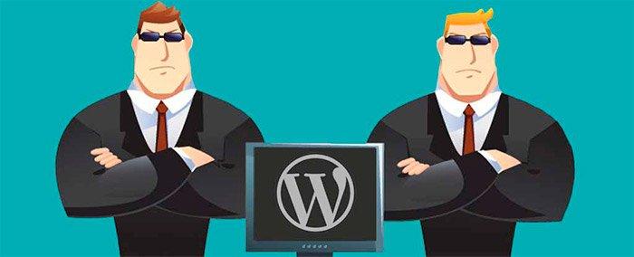 site wordpress segurança