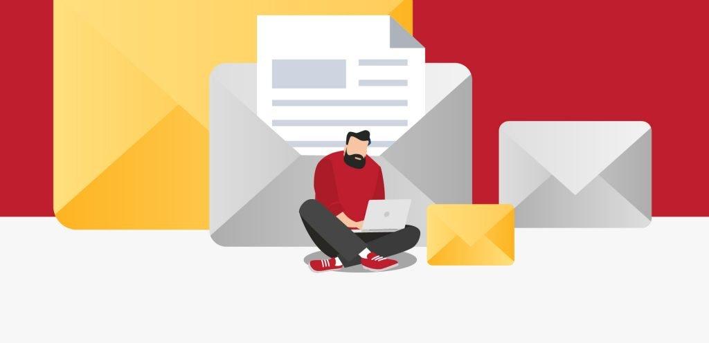 Qual o tamanho do e-mail marketing